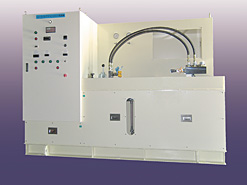 Lubricating oil supply unit for big machine tools